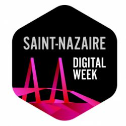 logo de la Saint-Nazaire Digital Week